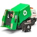 Garbage Truck Radio Controlled 1:20 Scale Revell Junior Kit - Image 2
