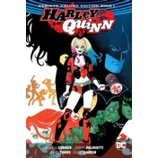 Harley Quinn The Rebirth Deluxe Edition Book 1 (Rebirth)
