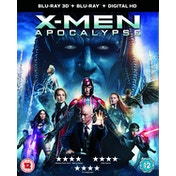 X-Men - Apocalypse Blu-ray + 3D