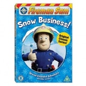 Fireman Sam Snow Business DVD