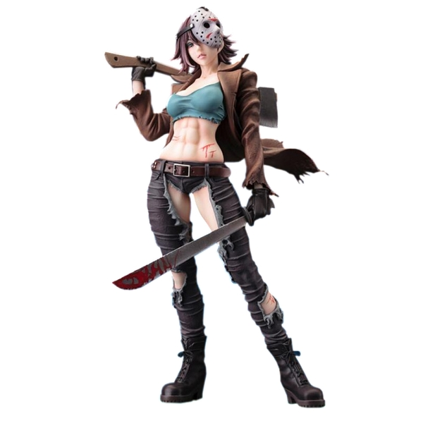 Jason Voorhees (Freddy Vs Jason) 1:7 Scale Bishoujo 2nd Edition Statue