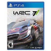 Ex-Display WRC 7 The Official Game PS4 (#) Used - Like New