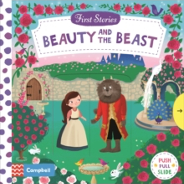 Beauty and the Beast (First Stories) Board book