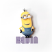 Kevin Minion 3D Mini Wall Light - Image 2