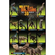 Walking With Dinosaurs! Maxi Poster
