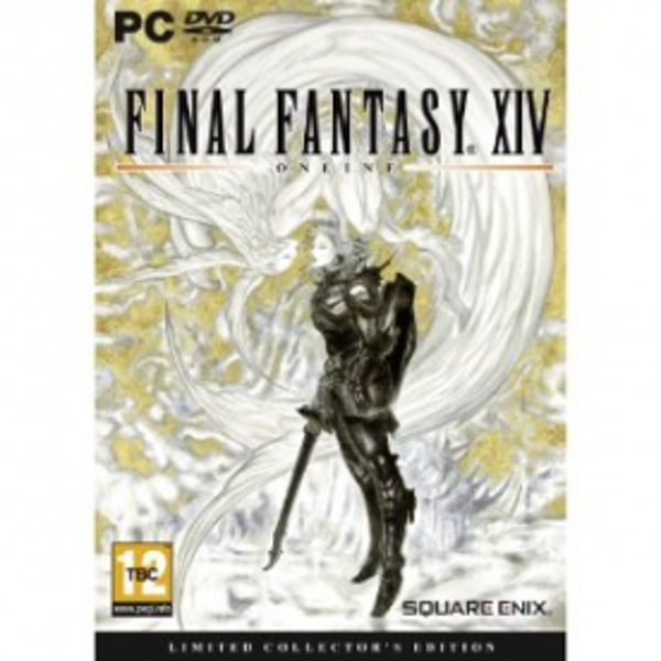 Final Fantasy XIV 14 Limited Collector's Edition Game PC