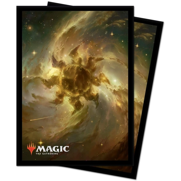 Ultra Pro Magic The Gathering-Standard Deck Protectors Sleeves 100 Pack - Celestial Plains