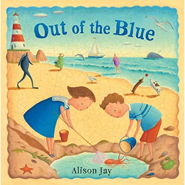 Out of the Blue by Alison Jay (Hardback, 2014)
