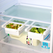 Pack of 4 Fridge Storage Drawers | M&W - Image 4