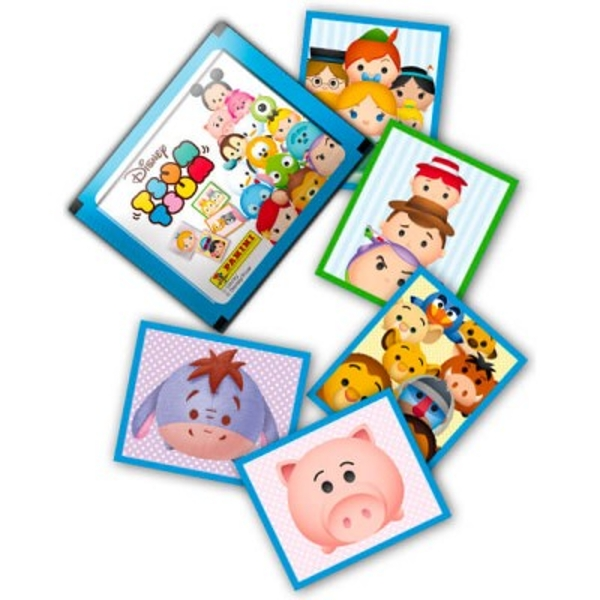 Disney Tsum Tsum Sticker Collection (50 Packs)