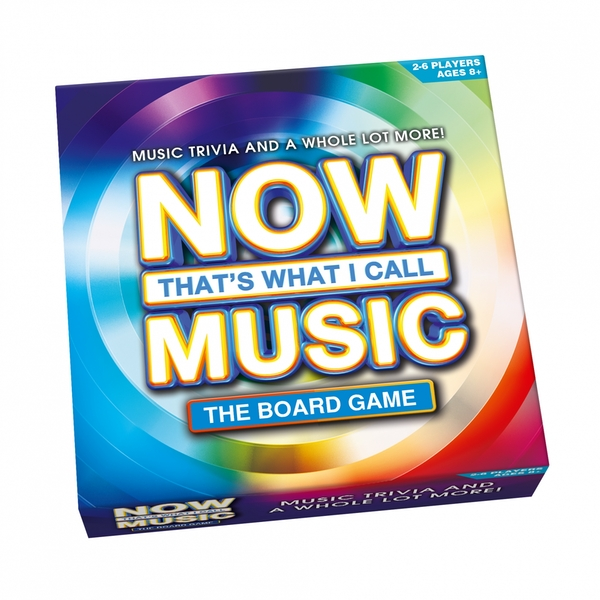 Now That's What I Call Music The Board Game
