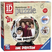 Ex-Display One Direction 3D Jigsaw Puzzle Used - Like New