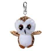 Lumo Stars Mini Keyring - Owl Uggla Plush Toy