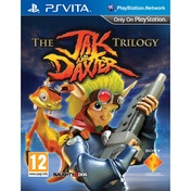 Jak & Daxter Trilogy Game PS Vita
