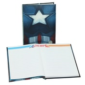 Captain America Chest Light Up Notebook