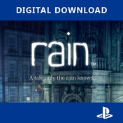 Rain PS3 PSN Digital Download Game