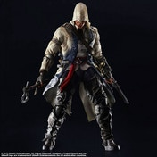 Ex-Display Square Enix Assassin's Creed III Play Arts Kai Connor Davenport Action Figure Used - Like New