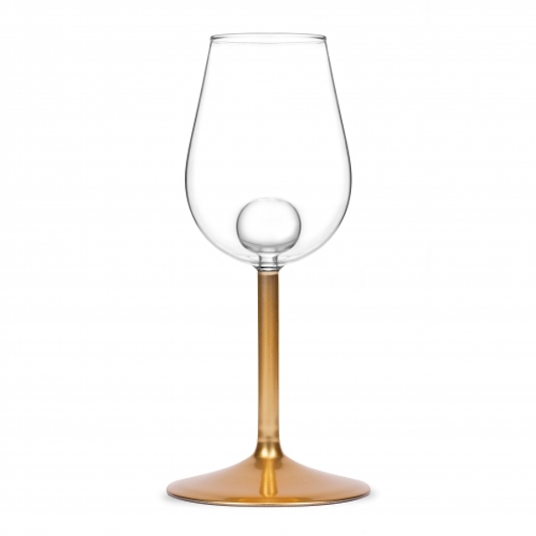 Thumbs Up! Aerating Vino Glass