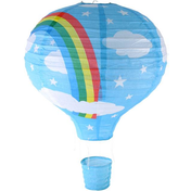 Blue Balloon Lampshade