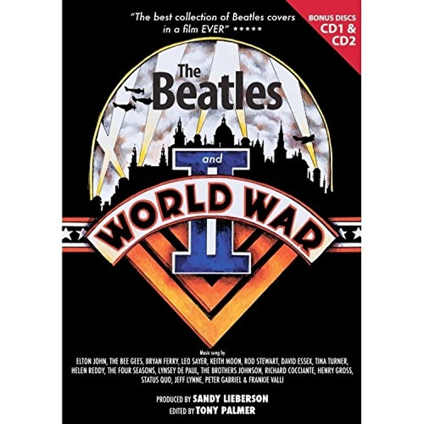 Beatles - The Beatles And Wwii 2CD DVD