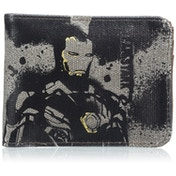 Marvel Iron Man Canvas Wallet