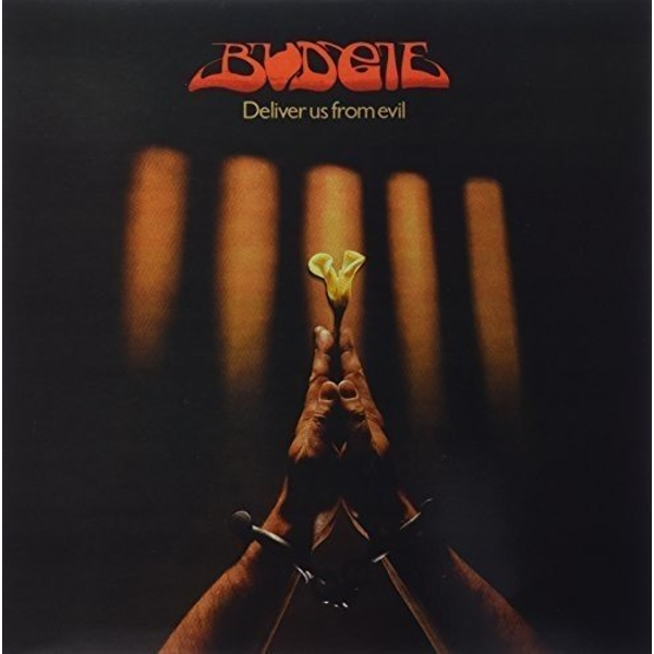 Budgie - Deliver Us From Evil Vinyl