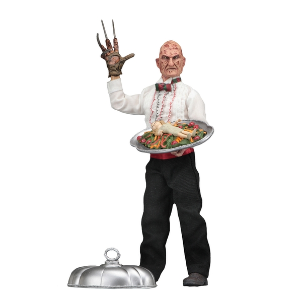 Chef Freddy (Nightmare on Elm Street) 8 Inch Neca Clothed Figure