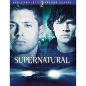 Supernatural Season 2 DVD