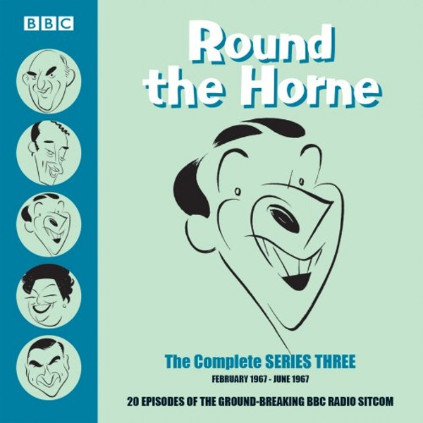 Round the Horne: Complete Series 3: Classic Comedy from the BBC Archives Audio CD