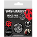 Sons of Anarchy Badge Pack - Image 2
