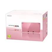 Nintendo Handheld Console in Coral Pink 3DS