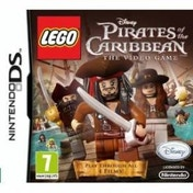 Ex-Display Lego Pirates Of The Caribbean Game DS Used - Like New