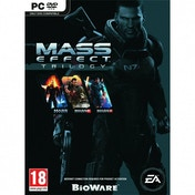 Ex-Display Mass Effect Trilogy Compilation Game PC Used - Like New