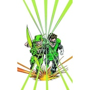 Absolute Green Lantern Green Arrow Hardcover