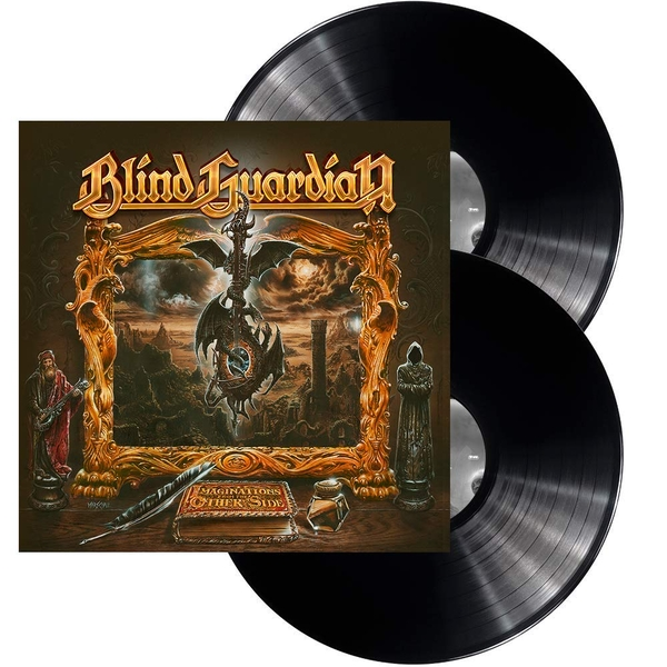 Blind Guardian - Imaginations From The Other Side (Remixed & Remastered Edition) Vinyl