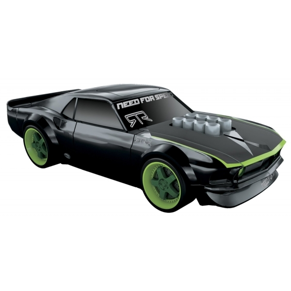 Mega Bloks Need for Speed Buildable Ford Mustang RTR-X