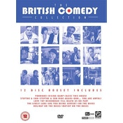 The British Comedy Collection DVD