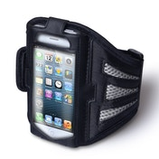 YouSave Accessories iPhone 5 / 5s Sports Armband - Grey