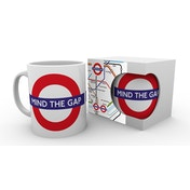 Transport For London Mind The Gap Mug