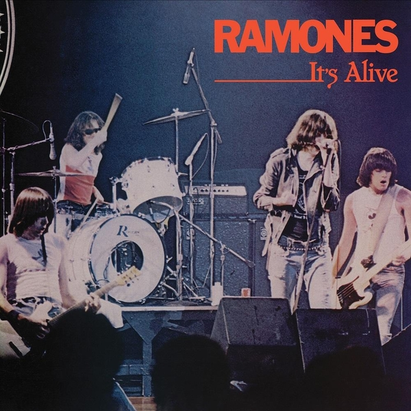 Ramones - Its Alive 40th Anniversary Edition 2LP+4CD Vinyl
