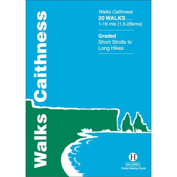 Walks Caithness by Richard Hallewell (Paperback, 1999)