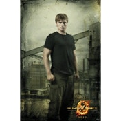 Neca - The Hunger Games - Peeta In District 12 Maxi Poster