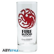 Game Of Thrones - Targaryen Glass