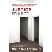 Justice: What's the Right Thing to Do? by Michael Sandel (Paperback, 2010)