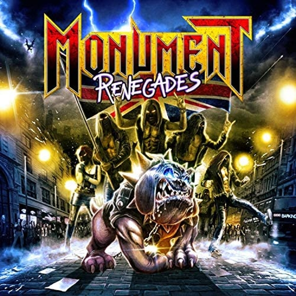 Monument - Renegades Vinyl