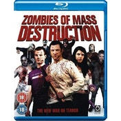 Zombies of Mass Destruction Blu-ray