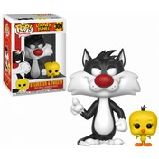 Sylvester & Tweety (Looney Tunes) Funko Pop! Vinyl Figure