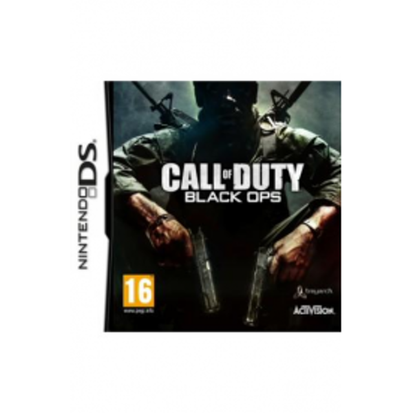 Call of Duty 7 Black Ops Game DS