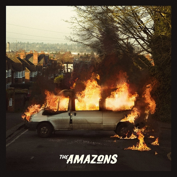The Amazons - The Amazons (Deluxe) CD