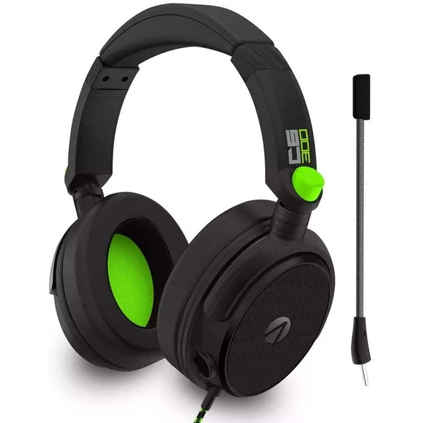 4Gamers Stealth c6 300 Green Headset